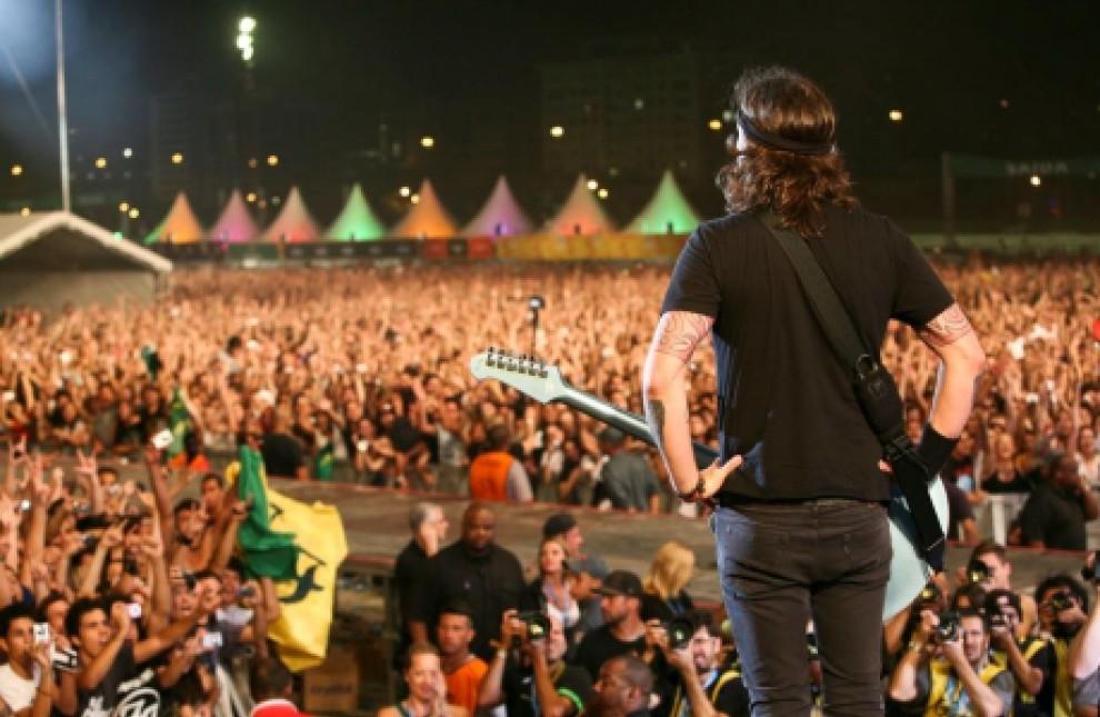 Os 5 Momentos Mais Marcantes De Shows Do Foo Fighters No