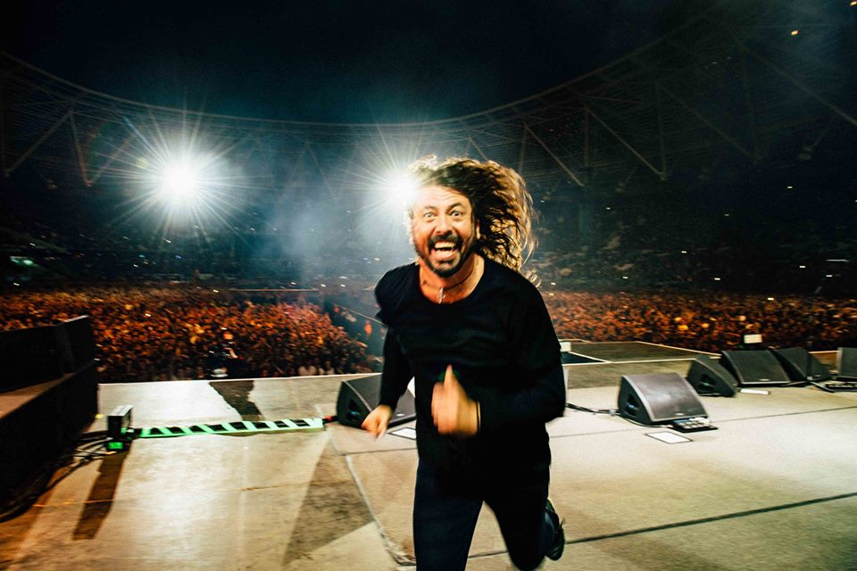 Dave Grohl - Foto: Ross Halfin