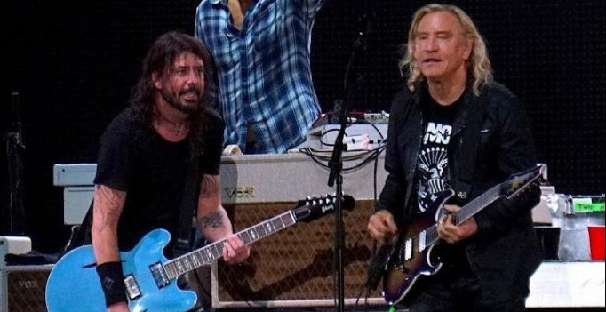Foo Fighters - Joe Walsh