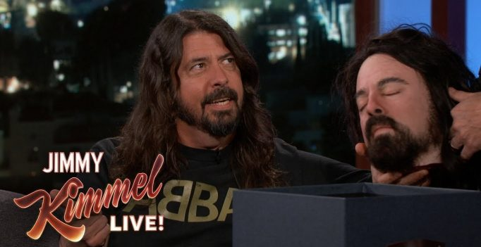 Dave Grohl - Jimmy Kimmel